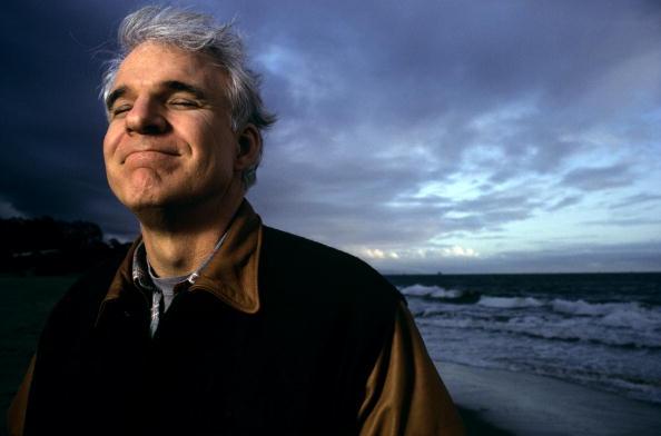 Comedian「Steve Martin Portrait」:写真・画像(1)[壁紙.com]