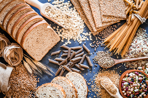 Dietary Fiber「Dietary fiber food still life」:スマホ壁紙(12)