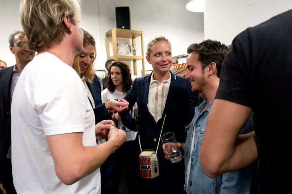 Annabelle Dexter Jones「ADAM New Store Opening And Fashion's Night Out Party」:写真・画像(7)[壁紙.com]