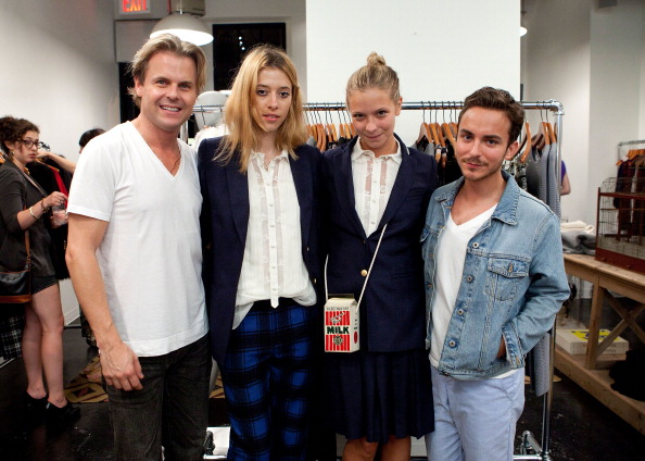 Annabelle Dexter Jones「ADAM New Store Opening And Fashion's Night Out Party」:写真・画像(4)[壁紙.com]