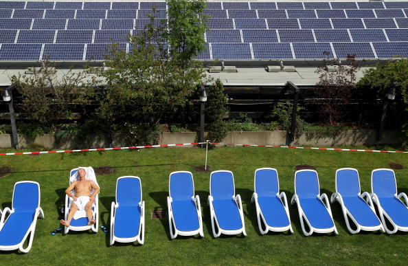 Solar Energy「Berlin Presents Alternative Energy Projects」:写真・画像(15)[壁紙.com]