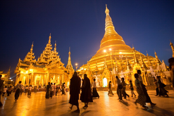 Famous Place「Daily Life In Yangon」:写真・画像(19)[壁紙.com]