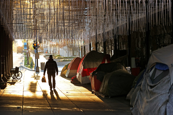 Homelessness「D.C.'s Homeless Population Greatly Susceptible To Coronavirus Spread」:写真・画像(17)[壁紙.com]