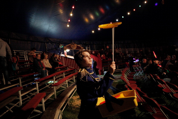Circus Tent「Life On The Road With A Family Run Circus」:写真・画像(18)[壁紙.com]