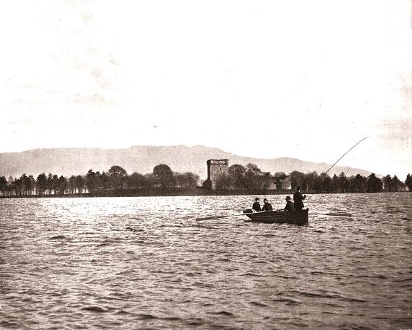 Recreational Pursuit「Lochleven Castle」:写真・画像(2)[壁紙.com]