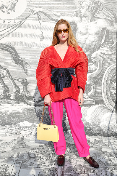 Vibrant Color「Gucci - Arrivals - Milan Fashion Week Autumn/Winter 2019/20」:写真・画像(0)[壁紙.com]