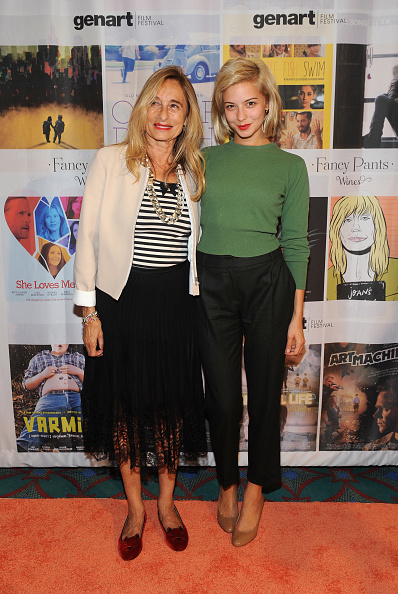 Annabelle Dexter-Jones「18th Annual Genart Film Festival Opening Night - And After All, Out of Reach, & Emoticon」:写真・画像(8)[壁紙.com]