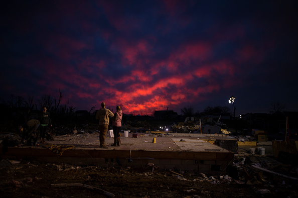 Tennessee「22 Dead As Tornadoes Roar Across Tennessee, Including Nashville」:写真・画像(9)[壁紙.com]