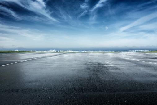 Cloud - Sky「Ocean Carpark」:スマホ壁紙(14)
