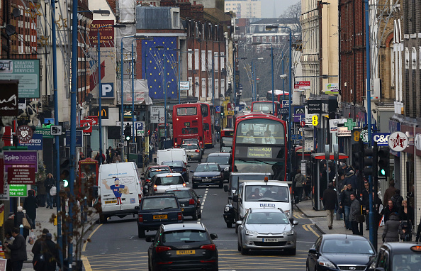 Traffic「Air Pollution Levels In Putney Exceed Yearly Quota Just Days Into 2013」:写真・画像(0)[壁紙.com]