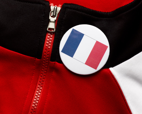 Sweatshirt「French flag button on sweatshirt, close-up」:スマホ壁紙(3)