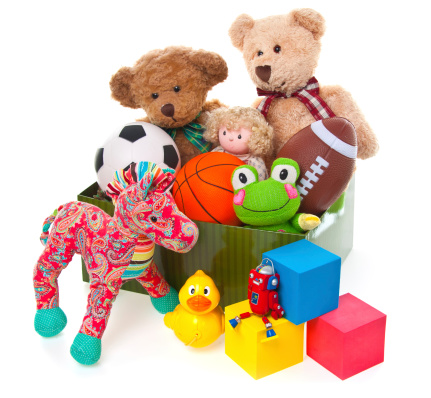Doll「Donation Box Full of Toys and Stuffed Animals」:スマホ壁紙(8)