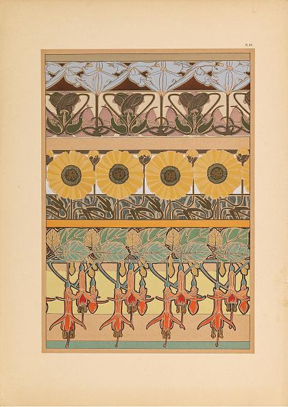 Art Nouveau「Documents Décoratifs」:写真・画像(15)[壁紙.com]