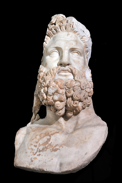 Sculpture「Bust Of Jupiter」:写真・画像(17)[壁紙.com]