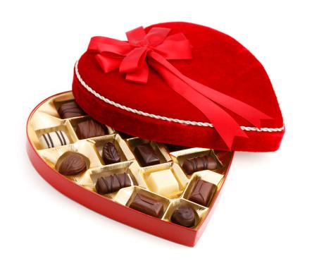Heart「Valentine's Day Chocolate Candy」:スマホ壁紙(2)