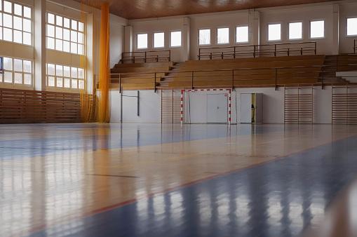 High School「Gymnasium」:スマホ壁紙(4)
