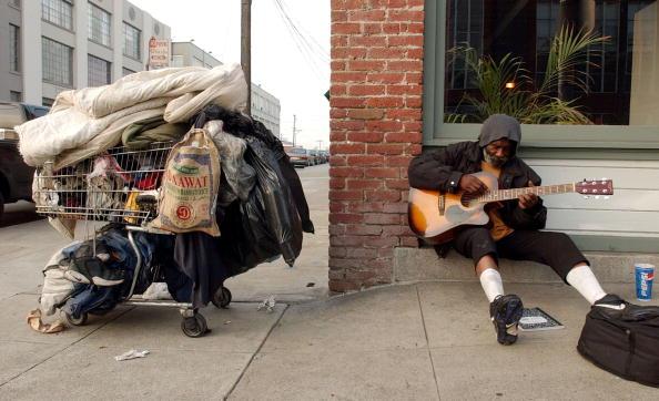 Homelessness「Homelessness On The Rise In San Francisco」:写真・画像(14)[壁紙.com]