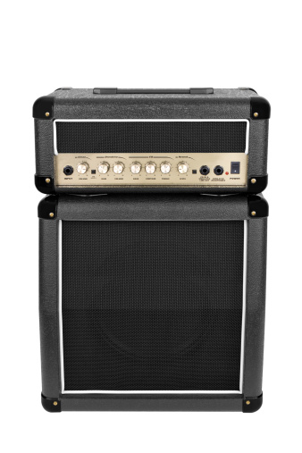 Close To「Guitar Amplifier Isolated」:スマホ壁紙(2)