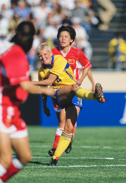 Women's Soccer「1999 FIFA Women's World Cup」:写真・画像(5)[壁紙.com]