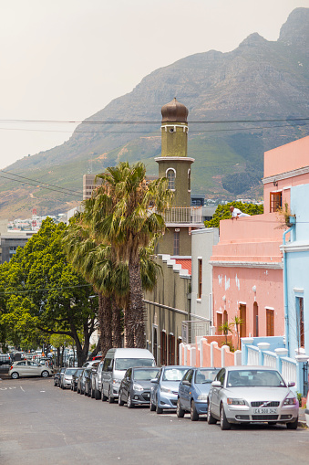 Malay Quarter「Auwal Masjid first mosque in South Africa」:スマホ壁紙(1)