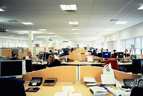 Open Plan「Open plan office」:写真・画像(4)[壁紙.com]