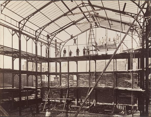 Metropolitan Museum Of Art - New York City「Construction Site」:写真・画像(7)[壁紙.com]