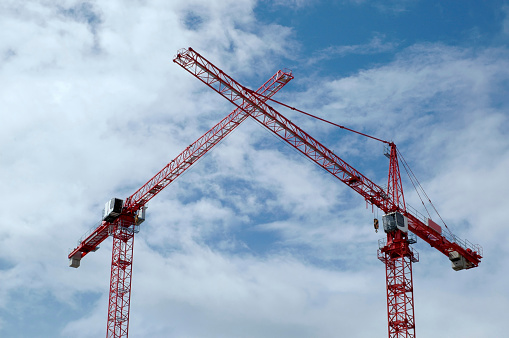 Cross Shape「Constructions and modern buildings or skyscrapers」:スマホ壁紙(8)