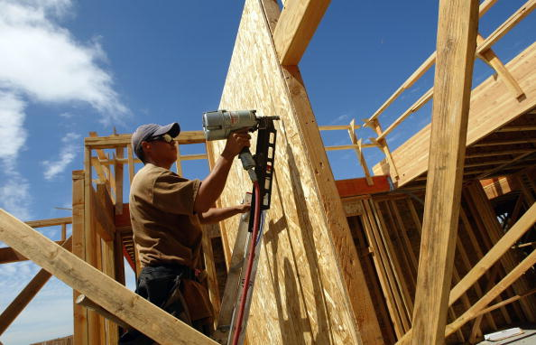 Residential Building「New Home Construction At The Highest Level In 17 Years」:写真・画像(11)[壁紙.com]