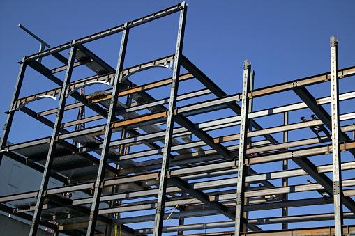 部分「Construction Frame」:スマホ壁紙(9)