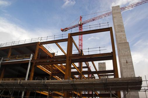 Construction Site「Construction site」:スマホ壁紙(18)