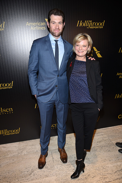 Leather Boot「The Hollywood Reporter's 5th Annual 35 Most Powerful People in New York Media - Arrivals」:写真・画像(8)[壁紙.com]