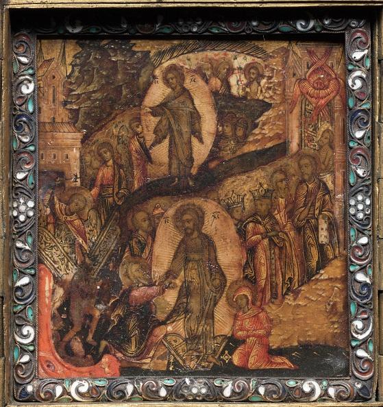 Portability「Portable Triptych Icon: The Resurrection And Anastasis」:写真・画像(14)[壁紙.com]