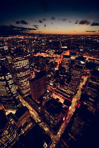 Downtown District「Sydney lights」:スマホ壁紙(19)