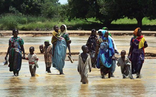 Crisis「Darfur Refugees Continue to Flee Sudan」:写真・画像(16)[壁紙.com]