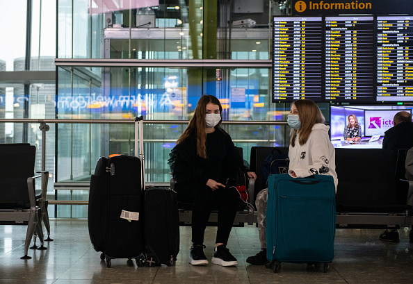 Airport「Views Of Heathrow Airport As The Coronavirus Pandemic Continues」:写真・画像(4)[壁紙.com]