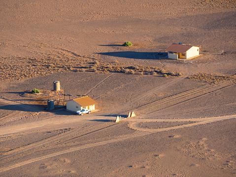 Remote Location「Africa, Namibia, Sossusvlei, Region Hardap, Approach road, checkpoint to Namib desert」:スマホ壁紙(18)