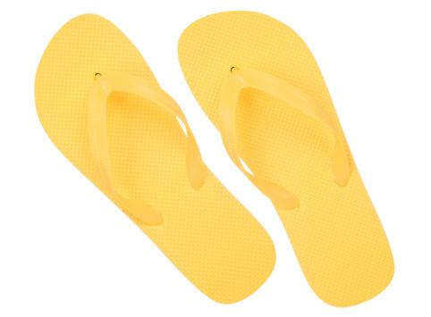 Flip-Flop「Yellow Flip Flops」:スマホ壁紙(18)