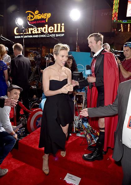"""アベンジャーズ エイジ・オブ・ウルトロン「Premiere Of Marvel's """"Avengers: Age Of Ultron"""" - Red Carpet」:写真・画像(18)[壁紙.com]"""