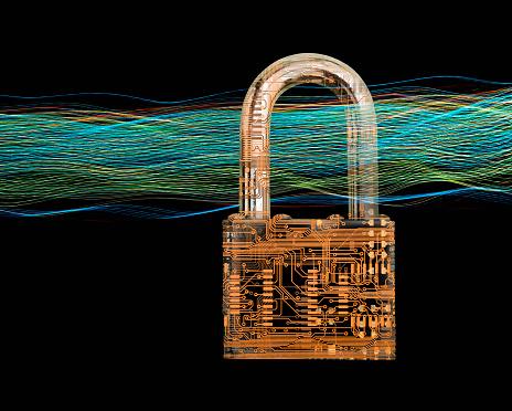 Cyber-「Cyber Security Data Lock」:スマホ壁紙(8)
