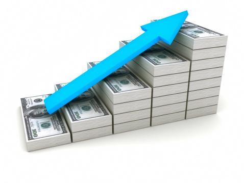 American One Hundred Dollar Bill「Increasing value of Dollar.」:スマホ壁紙(9)