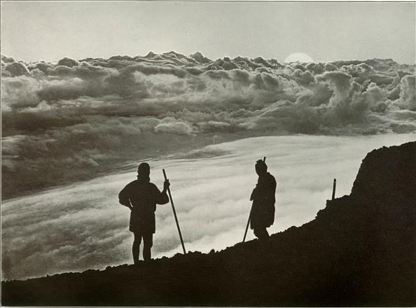 富士山「Sunset From The Summit Of Fuji」:写真・画像(14)[壁紙.com]