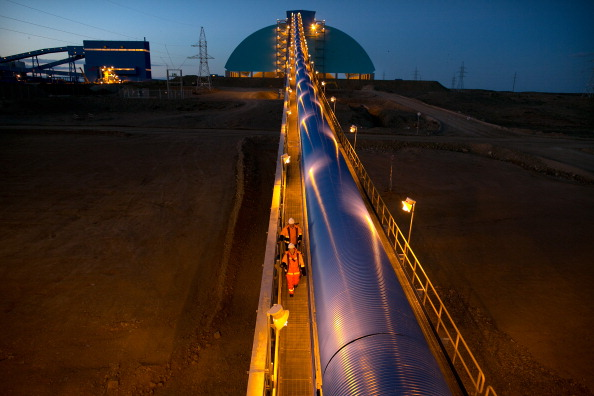 Metal Ore「Mongolia's Biggest Foreign Investment The Oyu Tolgoi Mine」:写真・画像(16)[壁紙.com]