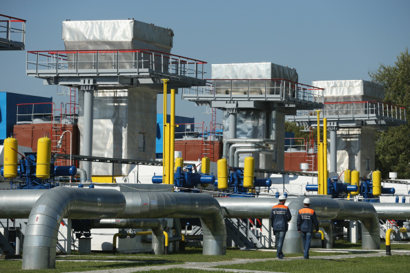 Natural Gas「Europe Fears Cuts In Natural Gas From Russia」:写真・画像(6)[壁紙.com]