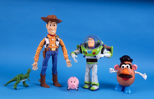 Toy Story「Toy Story Toys」:写真・画像(0)[壁紙.com]