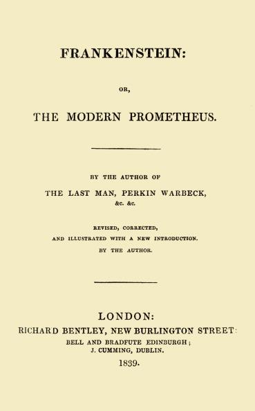 Modern「Frankenstein by Mary Wollstonecraft Shelley」:写真・画像(12)[壁紙.com]