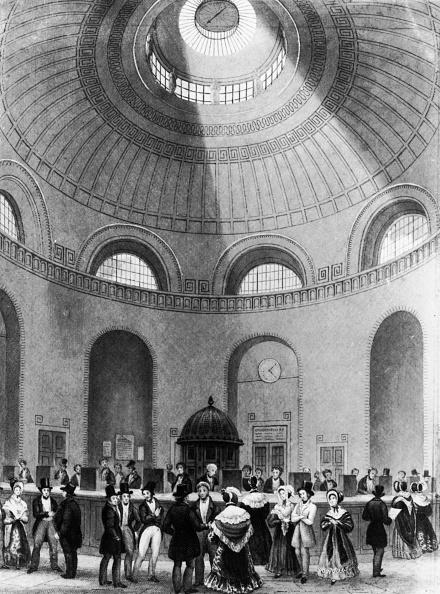 T 「Bank Rotunda」:写真・画像(10)[壁紙.com]