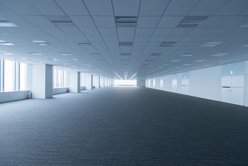 Asia「Large blank office space.」:スマホ壁紙(15)