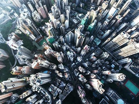 Public Building「Hong Kong」:スマホ壁紙(19)