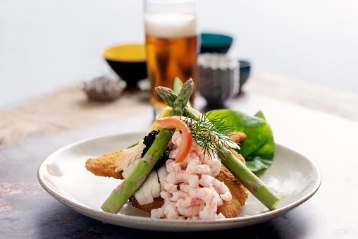 Danish Culture「Stjerneskud or Shooting Star Classic Danish Food.」:スマホ壁紙(9)