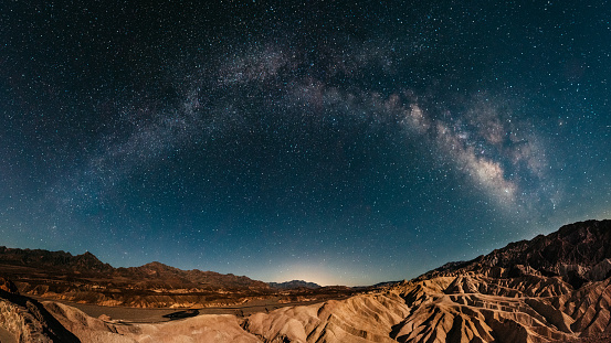 Moon「Stargazing in Death Valley」:スマホ壁紙(8)